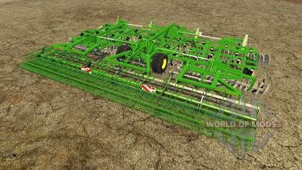 John Deere cultivator for Farming Simulator 2015