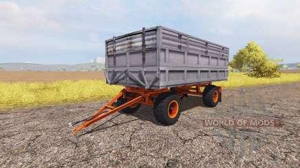 Fortschritt HL 80.11 v1.1 for Farming Simulator 2013