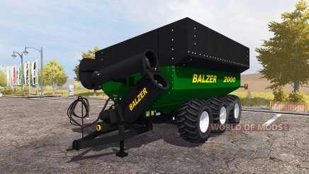 Balzer 2000 for Farming Simulator 2013