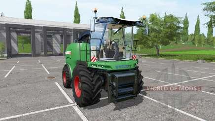 Fendt Katana 65 for Farming Simulator 2017
