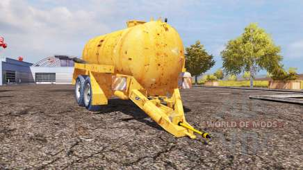 STS MV5-014 yellow for Farming Simulator 2013