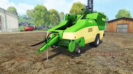 Krone Premos 5000 v2.0 for Farming Simulator 2015