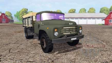 ZIL 130 v1 Amur.3 for Farming Simulator 2015