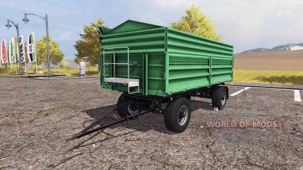 Kogel tipper trailer for Farming Simulator 2013