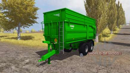 Krampe Big Body 650 S for Farming Simulator 2013