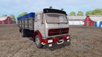Mercedes-Benz NG 1632 for Farming Simulator 2015