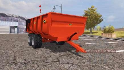 Deves GV 140 for Farming Simulator 2013