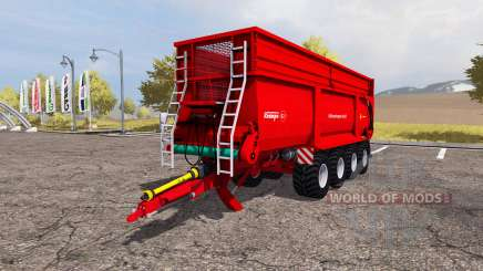 Krampe Bandit 980 for Farming Simulator 2013