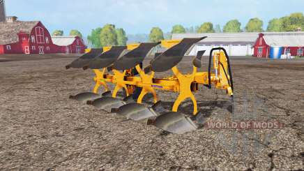 MORO Aratri Raptor QRV 20A v2.0 for Farming Simulator 2015