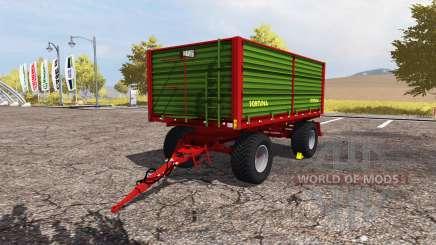 Fortuna K180-5.2 v1.2a for Farming Simulator 2013