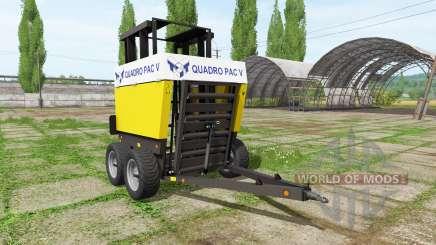 TST Quadro Pac V for Farming Simulator 2017