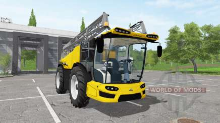 Challenger RoGator 645D for Farming Simulator 2017