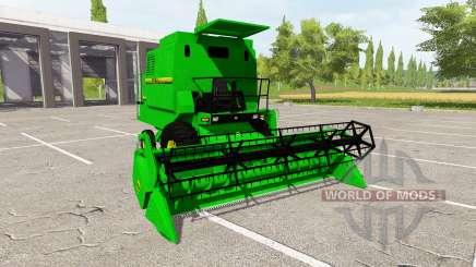 SLC-John Deere 7500 Turbo for Farming Simulator 2017