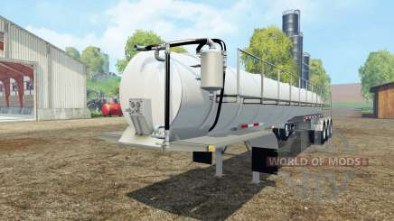 Dura-Haul semitrailer-tank for Farming Simulator 2015