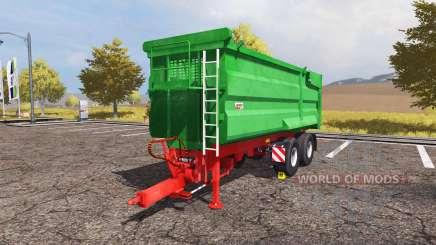 Kroger Agroliner MUK 303 for Farming Simulator 2013