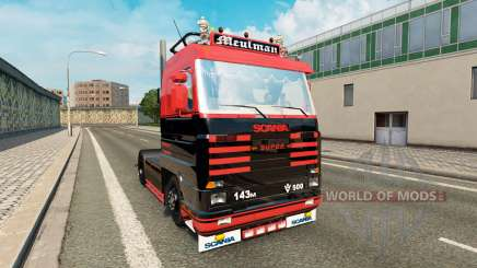 Scania 143M 500 Meulman for Euro Truck Simulator 2