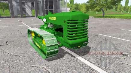 John Deere BO for Farming Simulator 2017