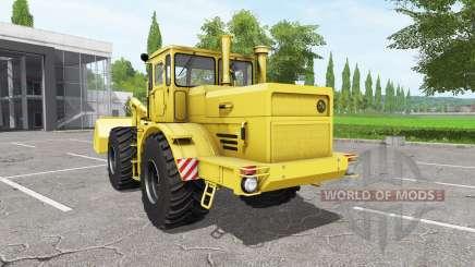 Kirovets K 701 v2.0 for Farming Simulator 2017