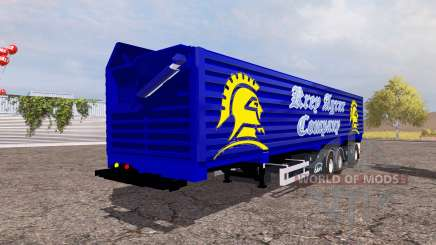 Ekeri big tipper semitrailer for Farming Simulator 2013