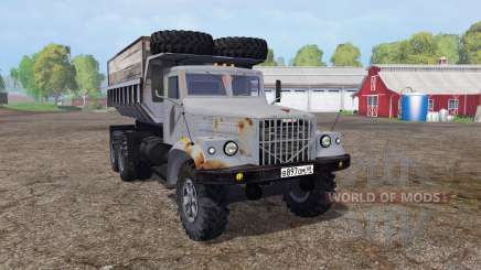 KrAZ 256Б v1.2 for Farming Simulator 2015