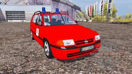 Opel Astra Caravan (F) for Farming Simulator 2013