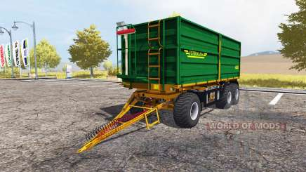 Fuhrmann FF multifruit v2.0 for Farming Simulator 2013