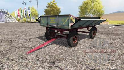 PTS 4 tycovka for Farming Simulator 2013