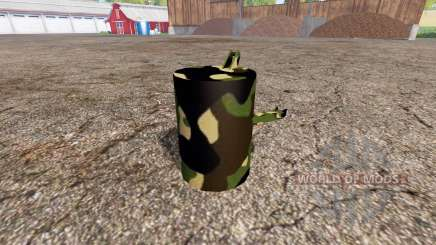 Weight camo for Farming Simulator 2015