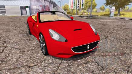 Ferrari California 2010 for Farming Simulator 2013