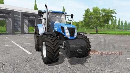 New Holland T7.220 for Farming Simulator 2017