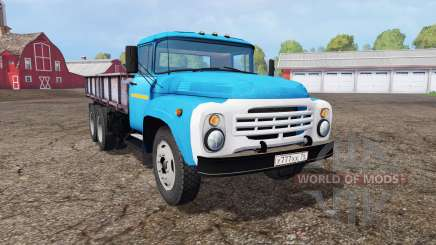 ZIL 133ВЯ for Farming Simulator 2015
