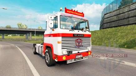 Scania 111 for Euro Truck Simulator 2