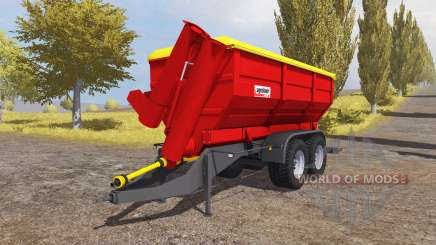 Kroger Agroliner TUW 20 for Farming Simulator 2013