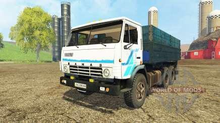 KamAZ 5320 v3.0 for Farming Simulator 2015