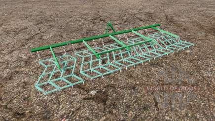 Mounted harrow for Farming Simulator 2015