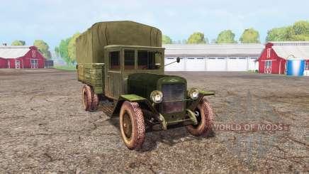 ZiS 5V for Farming Simulator 2015