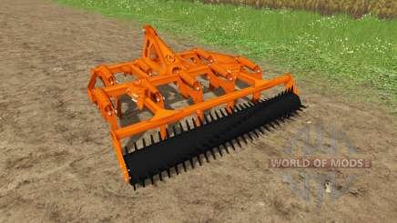 Los Antonios subsoiler for Farming Simulator 2017