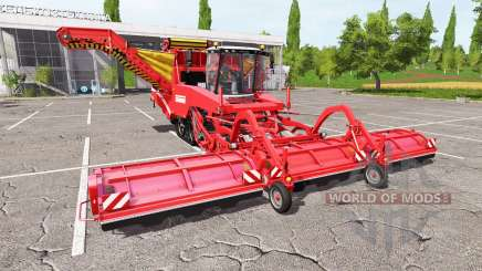 Grimme Tectron 415 sugar beet for Farming Simulator 2017