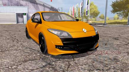 Renault Megane R.S. 265 for Farming Simulator 2013