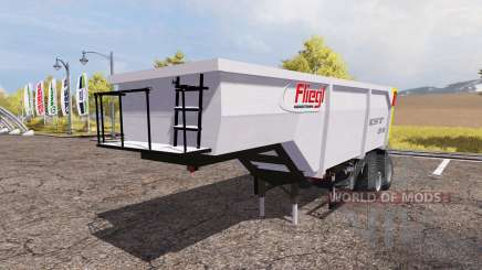 Fliegl XST 34 v2.0 for Farming Simulator 2013