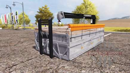 Dump body for Farming Simulator 2013