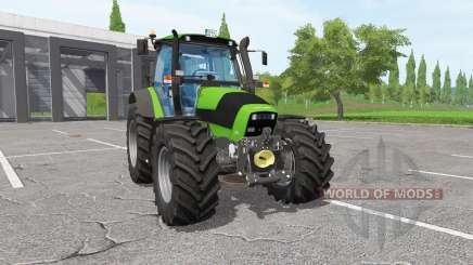 Deutz-Fahr Agrotron 165 Mk3 v2.3 for Farming Simulator 2017