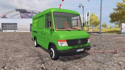 Mercedes-Benz Vario 614 D (Br.668) for Farming Simulator 2013