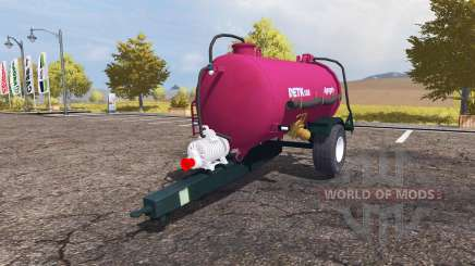 Agrogep DETK 125 for Farming Simulator 2013