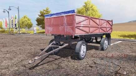 Remorca RM7 v2.0 for Farming Simulator 2013
