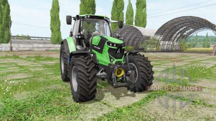 Deutz-Fahr Agrotron 6165 TTV for Farming Simulator 2017