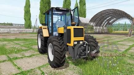 Renault 155.54 for Farming Simulator 2017