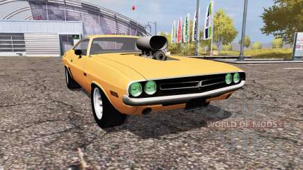 Dodge Challenger 426 Hemi for Farming Simulator 2013