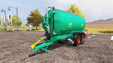 Aguas-Tenias CAT-20 for Farming Simulator 2013