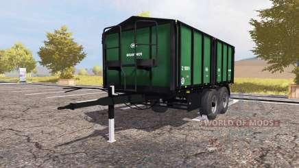 BRANTNER TA 20051-2 XXL Multiplex for Farming Simulator 2013